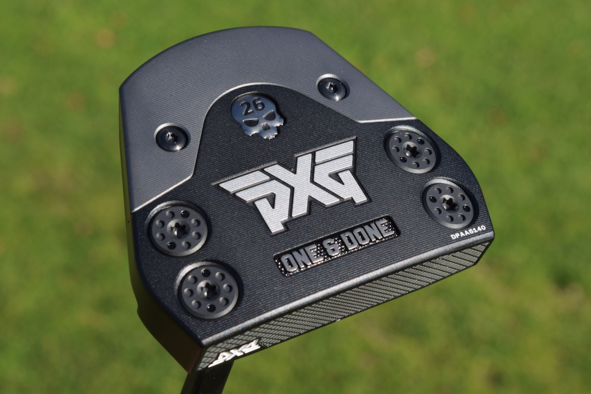 PXG One & Done putter
