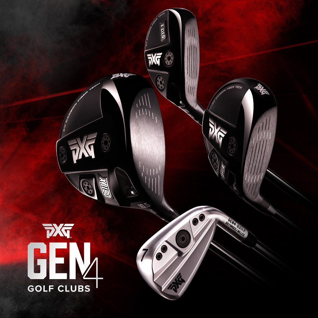PXG GEN4 golf clubs