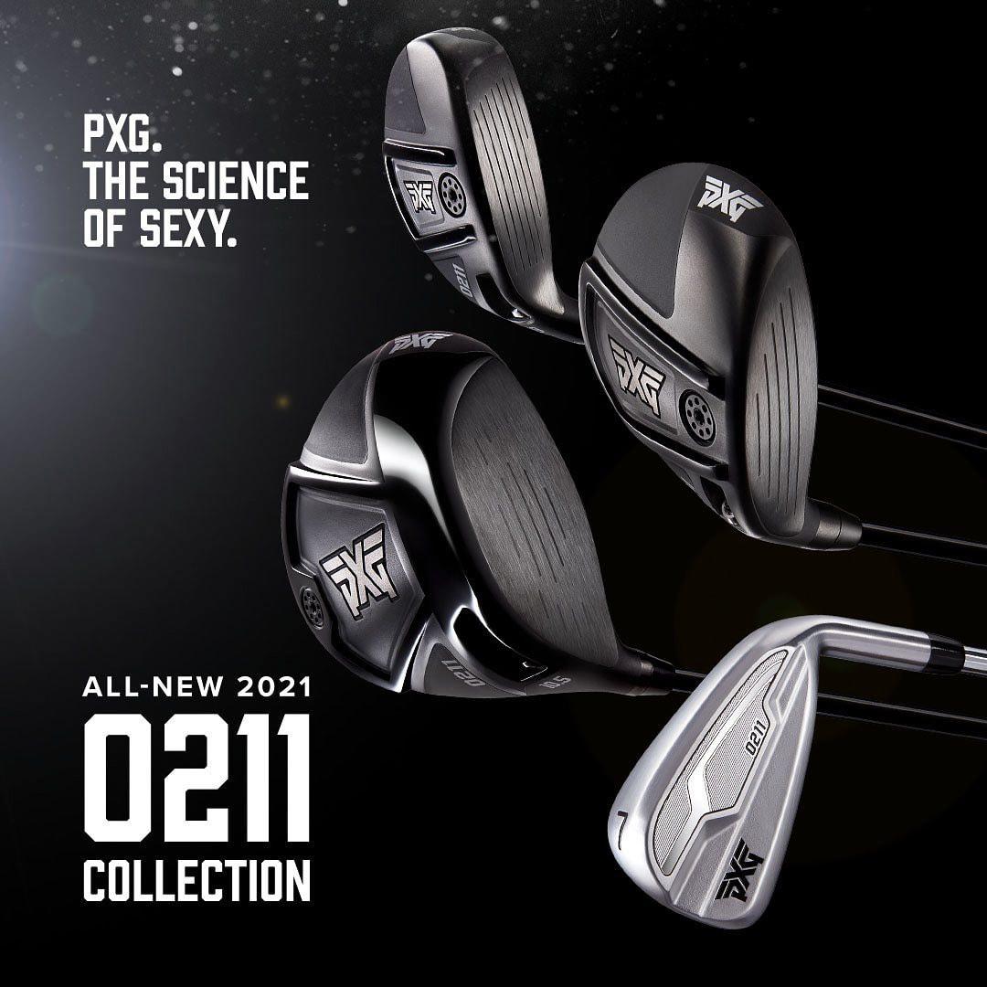 PXG 0211 Golf Clubs