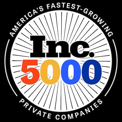 Inc.5000, Image of Medallion